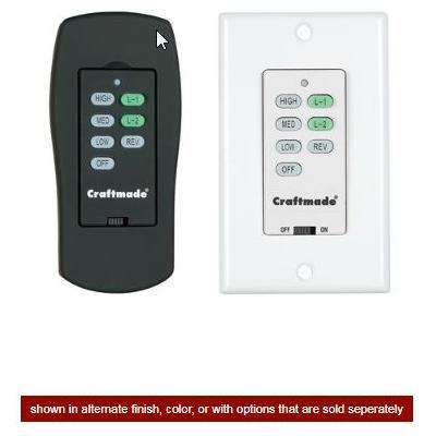 Control System - Craftmade CXL-ICS-W