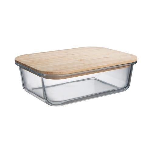 Butlers Naturals Lunchbox mit Bambusdeckel 1500ml