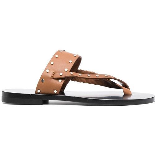 IRO Sandalen mit Nieten
