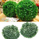 Boule de plantes artificielles, ...