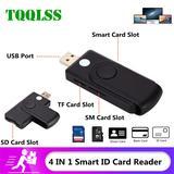 Lecteur de carte SIM USB intelli...