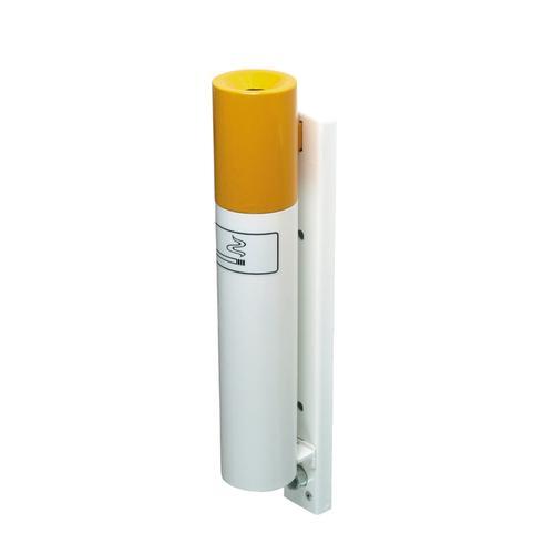 Wandascher in Zigarettenoptik (Ø 76 mm)