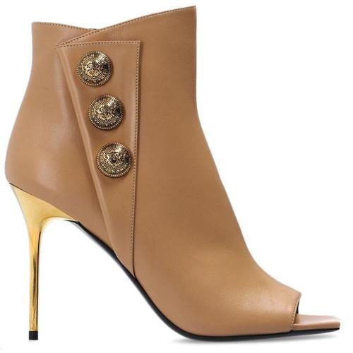 Balmain Stiletto ankle boots