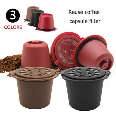 Capsules de café rechargeables e...