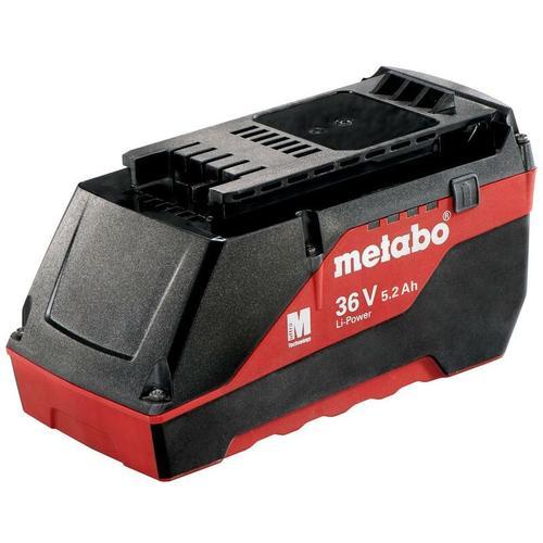 Metabo Akku-Winkelschleifer WPB 18 LTX BL 125 Quick, metaBOX 165 L (ohne Akku und Ladegerät)