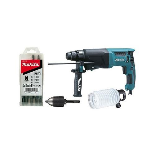 MAKITA SDS-Plus 800 W Bohrhammer - HR2600X9