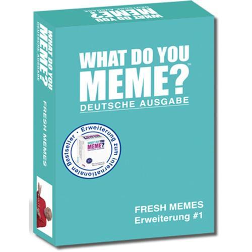 Huch Spiel What Do You Meme? - Fresh Memes 1 bunt Kinder Quizspiele Gesellschaftsspiele