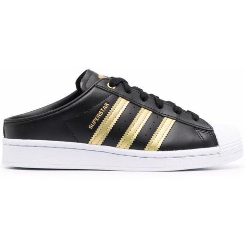 Adidas Fersenfreie Superstar Sneakers