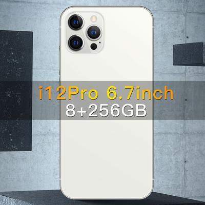 Smartphone i12Pro, téléphone por...
