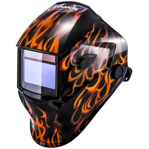 Stamos Germany - Schweißhelm Automatik Schweißmaske Schweißschirm Helm (Wig Tig mma Mig Mag)