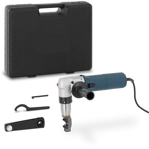 MSW - Blechknabber Profi Knabber Blechnibbler 625W Blechschere Elektrisch 4mm