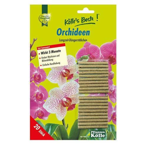 Düngestäbchen für Orchideen 20 Stück