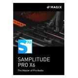 Magix Samplitude Pro X6 Upgrade EDU