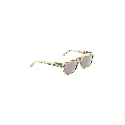 Prism Sunglasses: Tan Accessories