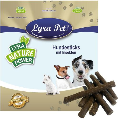 4 kg Lyra Pet® Hundesticks mit Insekten
