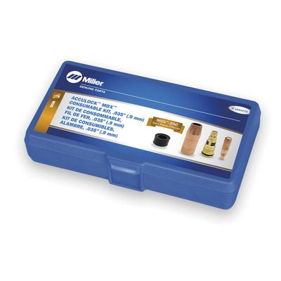 Miller MDX 250 Acculock MDX .035 Consumables Kit