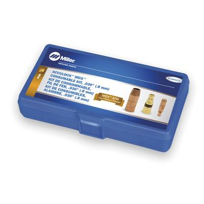 Miller MDX 100 Acculock .030 Consumables Kit