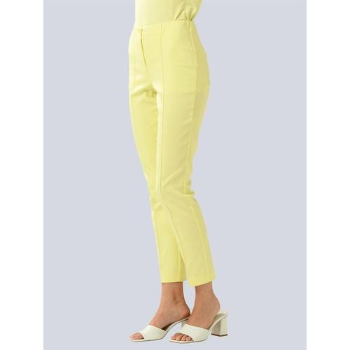Alba Moda Hose in sommerlicher Farbe