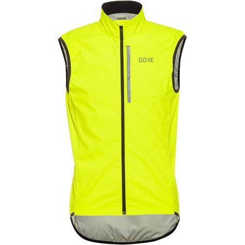 GORE® WEAR Spirit Vest Fahrradweste Herren in neon yellow, Größe M
