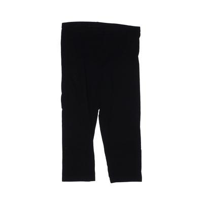 Old Navy Leggings: Black Solid B...