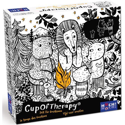 Huch Spiel Cup of Therapy - Zeit für Emotionen bunt Kinder Brettspiele Gesellschaftsspiele