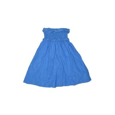 Crewcuts Dress - A-Line: Blue So...