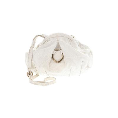 Assorted Brands - Assorted Brands Crossbody Bag: Ivory Solid Bags