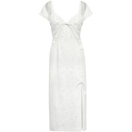 Jacquemus Das Gewand Tischdecke Kleid