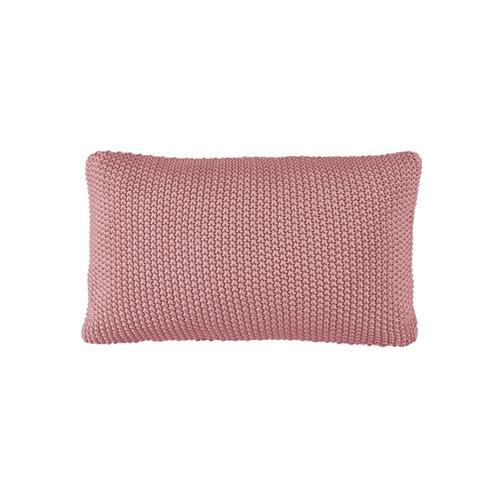 Kissen 'Nordic knit' Marc O'Polo Ash rose