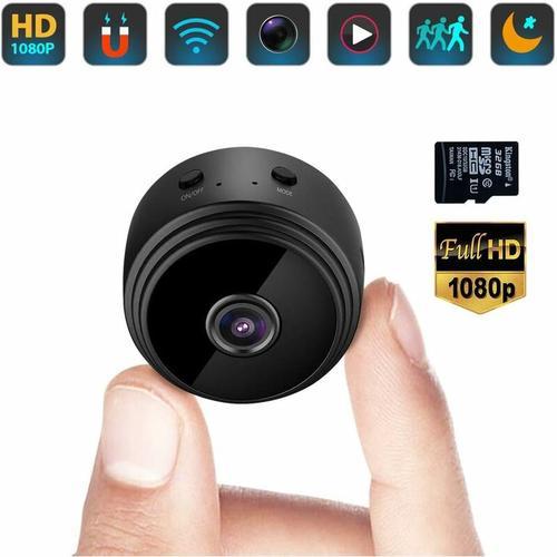 Mini-Spionagekamera Verstecktes WiFi Kleines Video HD 1080P