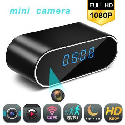 Mini caméra WIFI 1080P, alarme d...