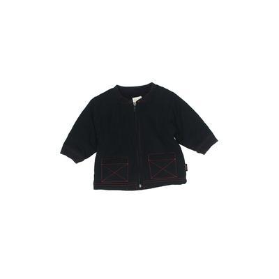 Mini Man Jacket: Blue Jackets & Outerwear - Size 3 Month