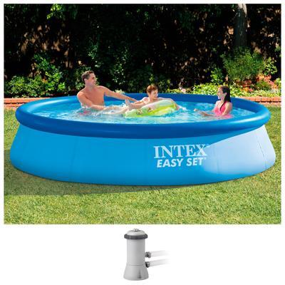 Intex Quick-Up Pool Easy Set, Øx...