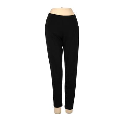 Attention Casual Pants - High Rise: Black Bottoms - Size Small