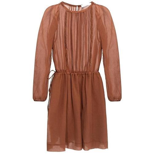See By Chloé Langärmliges Kleid