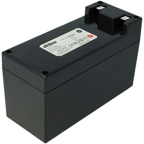 vhbw Akku Ersatz für Ambrogio 1126-9105-01, CS-C0106-1 für Rasenroboter Rasenmäher (10200mAh,