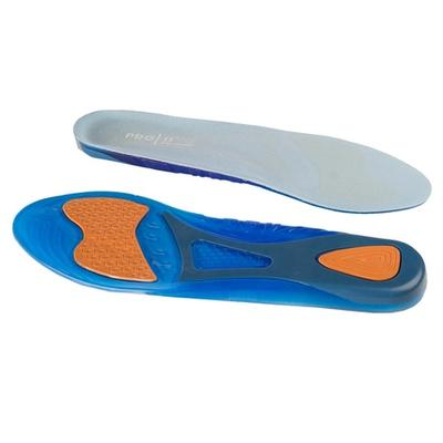 Semelles orthopédiques Pro11 Wellbeing T-Bone Gel pour la course : Pointure 39-42