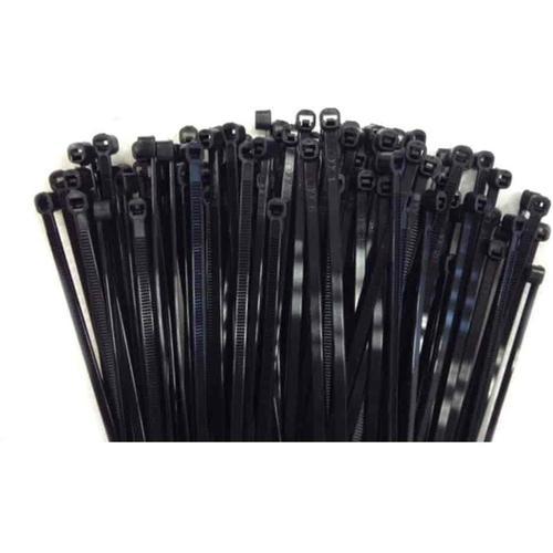 100 Kabelbinder 530x9,0mm schwarz (UV-stabilisiert) PA6.6