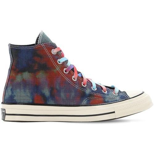 Converse Sneakers Aus Plaid