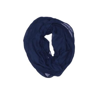 Fashion Scarf: Blue Solid Accessories