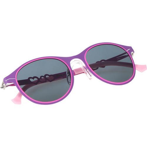 JAKO-O Kinder Sonnenbrille Metall, rosa