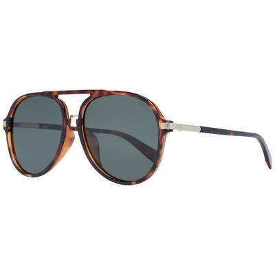 Polaroid Styleuses lunettes de soleil Hommes en marron avec protection 100% UVA&UVB