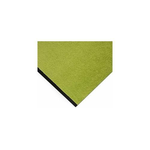 Fußmatte Monochrom | BxL 200 x 400 cm | Lime | Certeo Bodenmatte Bodenmatten