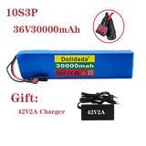 Batterie 10s3p lithium-ion 36V, ...