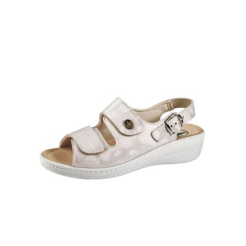 Sandale Franken Schuhe Rosé
