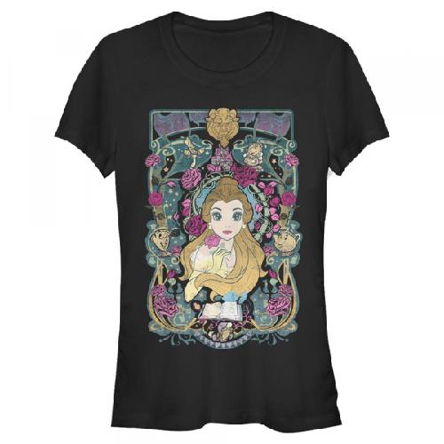 Belle Veau Gruppe - Disney Die Schöne und das Biest - Frauen T-Shirt