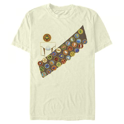 Russell Shirt - Pixar Up - Männer T-Shirt