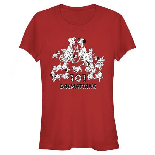 Dalmatian Group Gruppe - Disney 101 Dalmatiner - Frauen T-Shirt