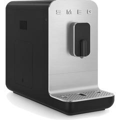 Smeg Kaffeevollautomat BCC01BLMEU, Herausnehmbare Brüheinheit schwarz Kaffee Espresso SOFORT LIEFERBARE Haushaltsgeräte