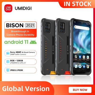 UMIDIGI BISON – téléphone portab...